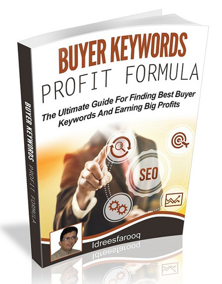 Buyer Keywords Profit Formula