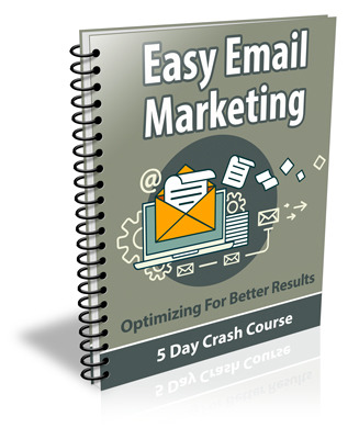 Easy Email Marketing Course Package
