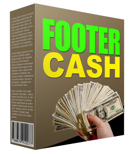 Footer Cash Software