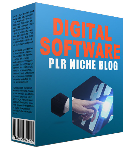 Digital Software PLR Store
