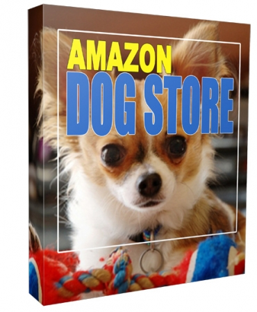 New Amazon Dog Store