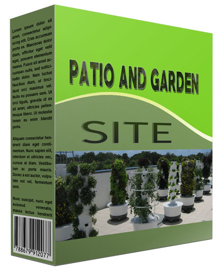 New Patio and Garden Review Website