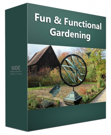 Fun and Functional Gardening 2016
