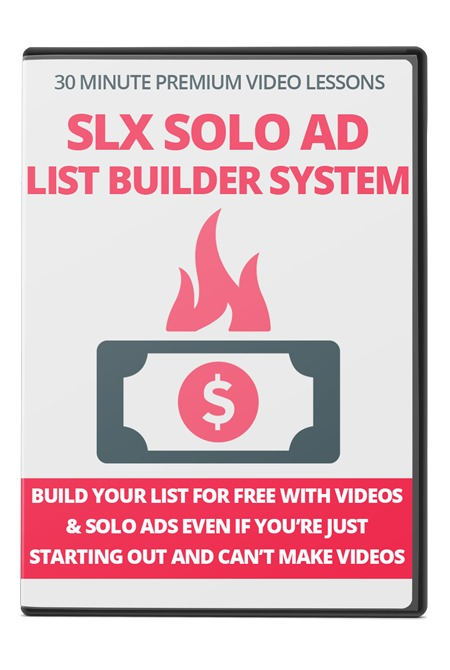 SLX Solo Ad List Builder System