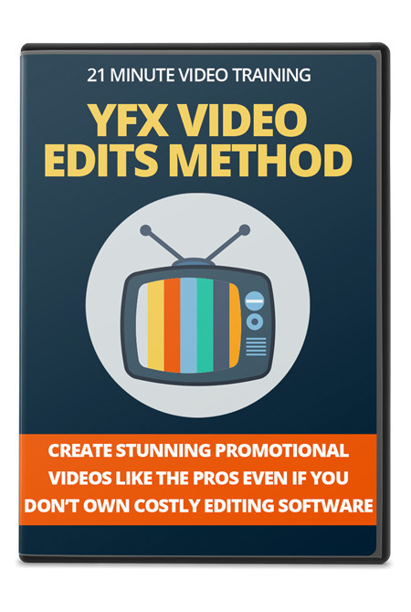 YTX Video Edits Method