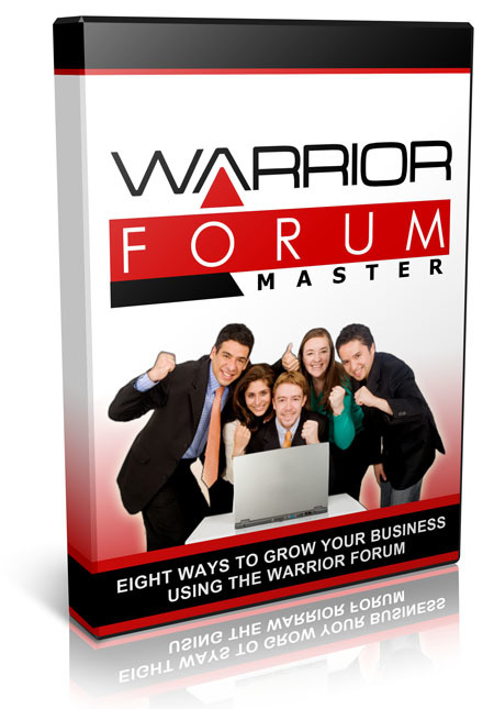 Warrior Forum Master