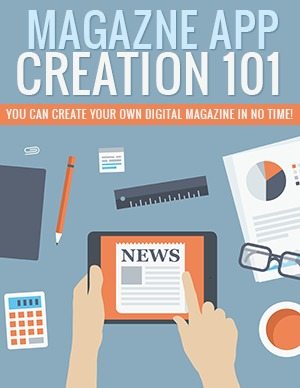 Magazine App Creation