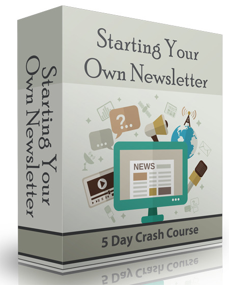 Starting Your Own Newsletter