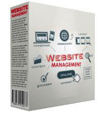 Website Manager Software