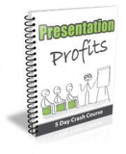 Presentation Profits Newsletter