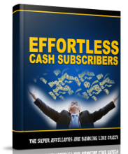 Effortless Cash Subscribers