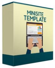 Minisite Template